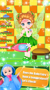 Little Fairy Care and Dress Up- screenshot thumbnail