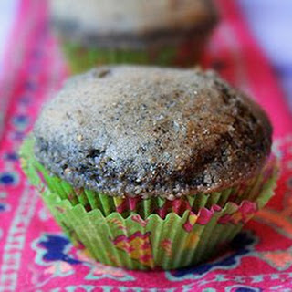 Blue Corn Muffins with Green Chiles