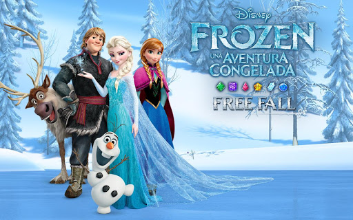 Frozen Free Fall  trampa 10