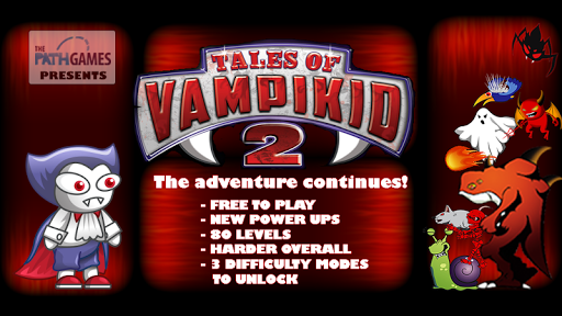 Tales of Vampikid 2