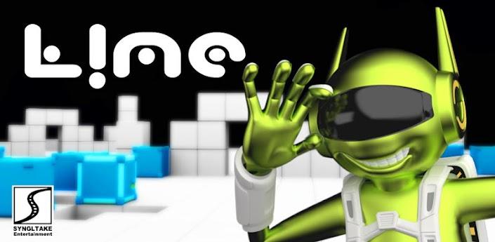 Lime 3D - головоломка в стиле Sokoban