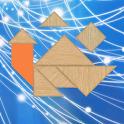 Tangram Puzzle(Hard) logo