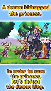 免費遊戲 《Witch Puzzle RPG》