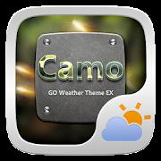 Camo GO Weather Widget Theme 1.3 Icon