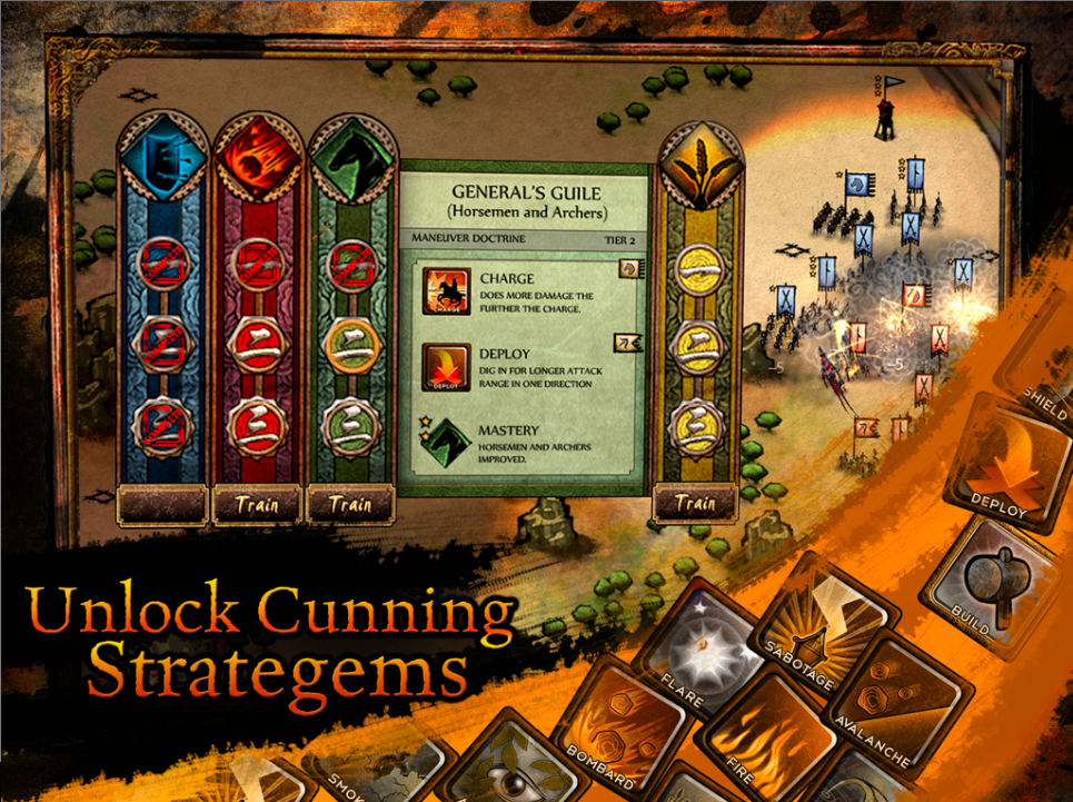 Autumn Dynasty - RTS- screenshot