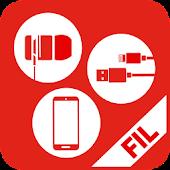 Vodafone Zubehör Guide Filiale