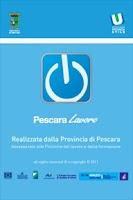 Screenshot of PescaraLavoro