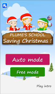 Plume's School Christmas Lite - screenshot thumbnail