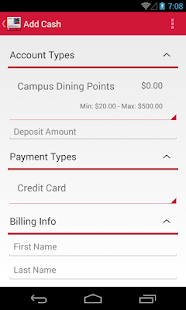 Stony Brook Campus Card - screenshot thumbnail