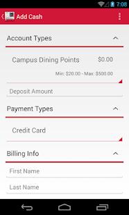 Stony Brook Campus Card - screenshot thumbnail