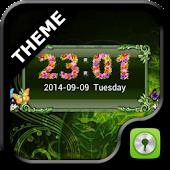 GO Locker Nature V2 Theme