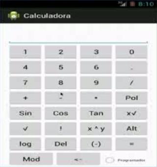 Calculadora Multiusos