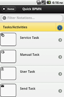 Quick BPMN 2.0- screenshot thumbnail