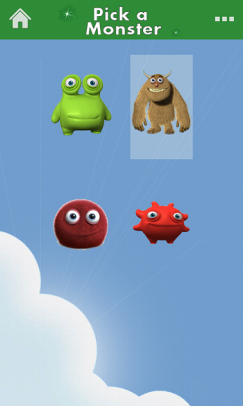 Monster Math Flash Cards- screenshot