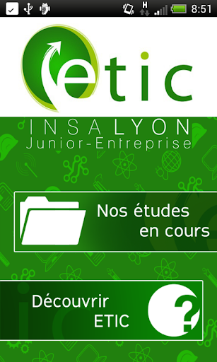 Intervenant -- ETIC INSA