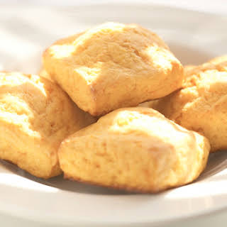 Sweet Potato Biscuits.