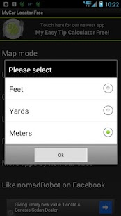 MyCar Locator Free- screenshot thumbnail