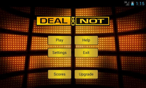Deal or Not