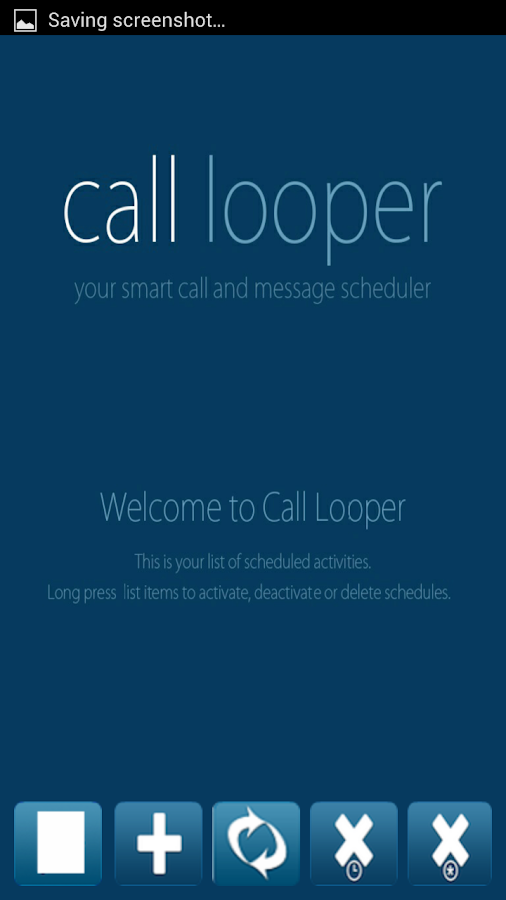 Call Looper - screenshot