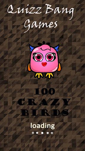 100 Crazy Birds