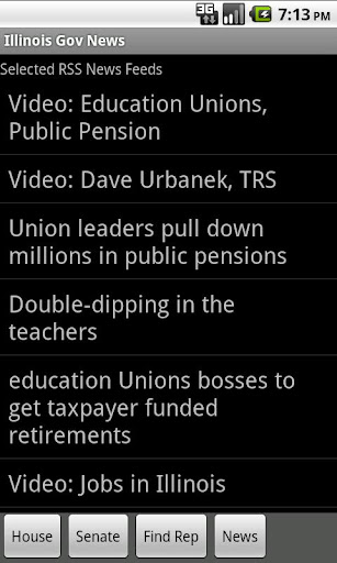 Illinois Government  screenshots 4
