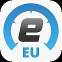e-route EDC icon