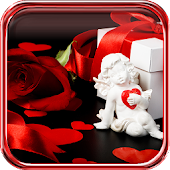 Cupid n Hearts HD LWP