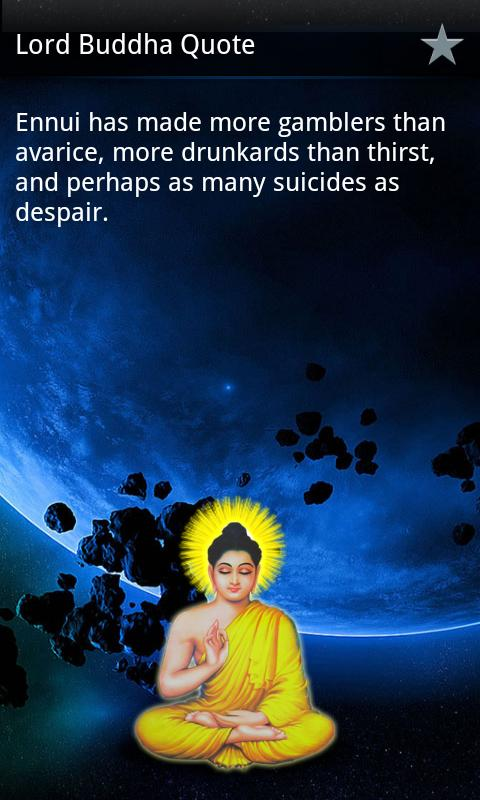 Lord Buddha Quotes - Android Apps on Google Play