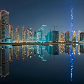 Dubai Expo by RJ Ramoneda - Buildings & Architecture Other Exteriors ( emirates, reflection, dubai, jw marriot, uae, d600, architecture, burj khalifa, nikon, expo 2020 )