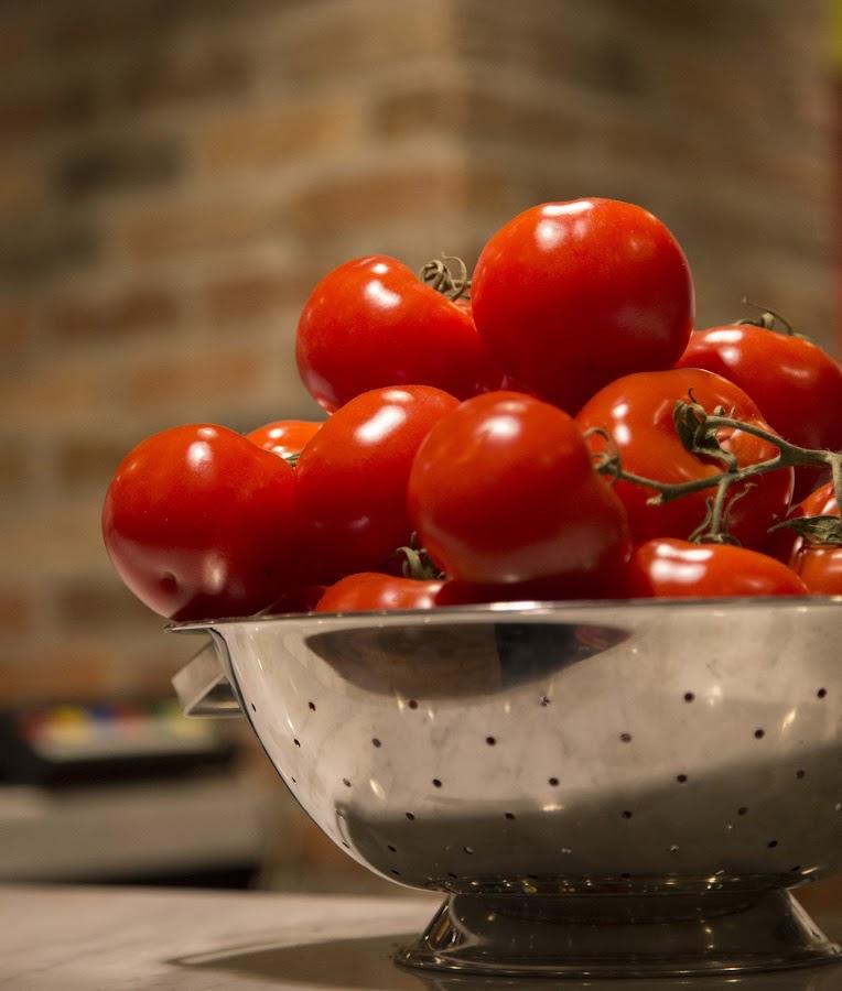Juicy Tomatoes by Carol Kheng - Food & Drink Fruits & Vegetables ( #tomatoes )