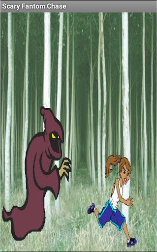 Dallol's Scary Fantom Chase