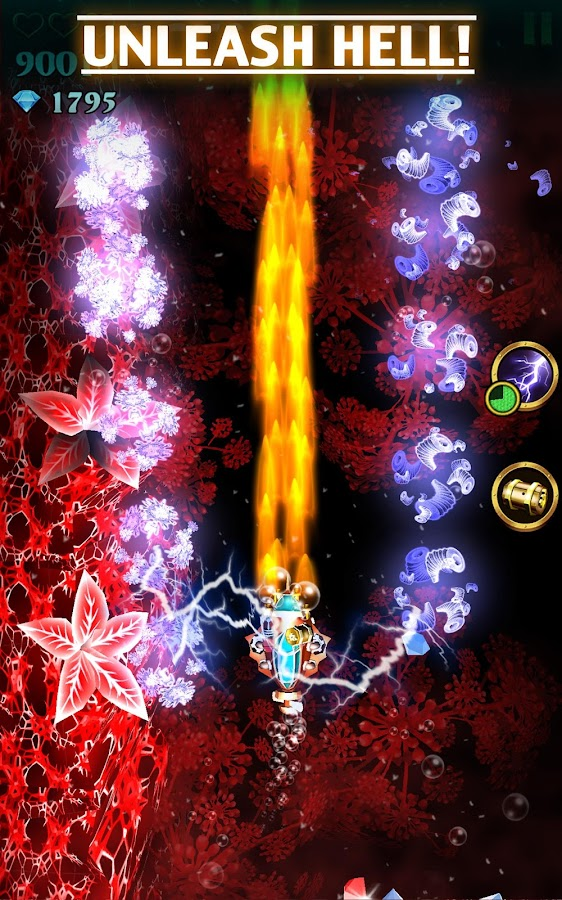 Abyss Attack - screenshot