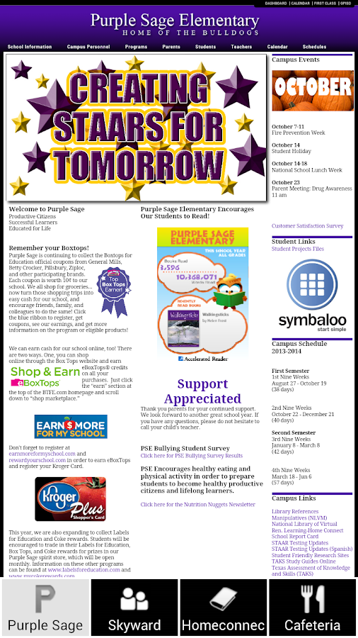 Purple Sage Elem.- screenshot