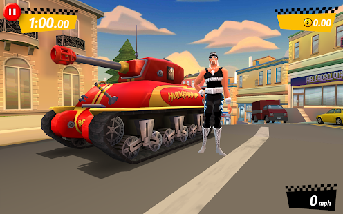 Crazy Taxi™ City Rush Screenshot 40