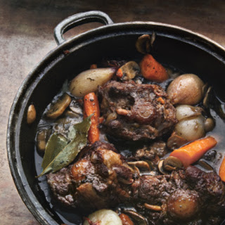 Oxtail Bourguinonne