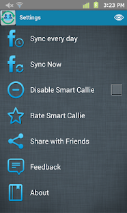 Smart Callie - Caller ID- screenshot thumbnail