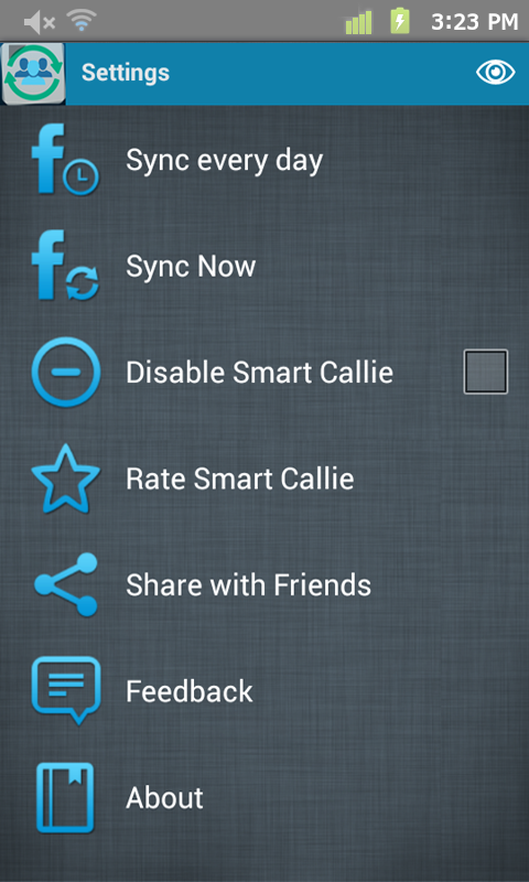 Smart Callie - Caller ID- screenshot