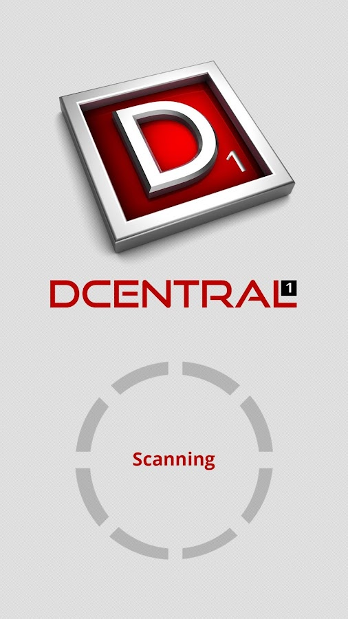 DCentral 1 by John McAfee- screenshot