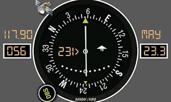 Screenshot of Aircraft VOR Free