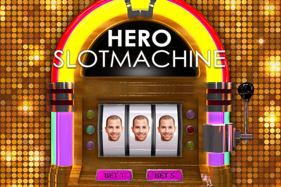 Hero Slot Machine- screenshot