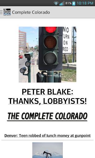 Complete Colorado