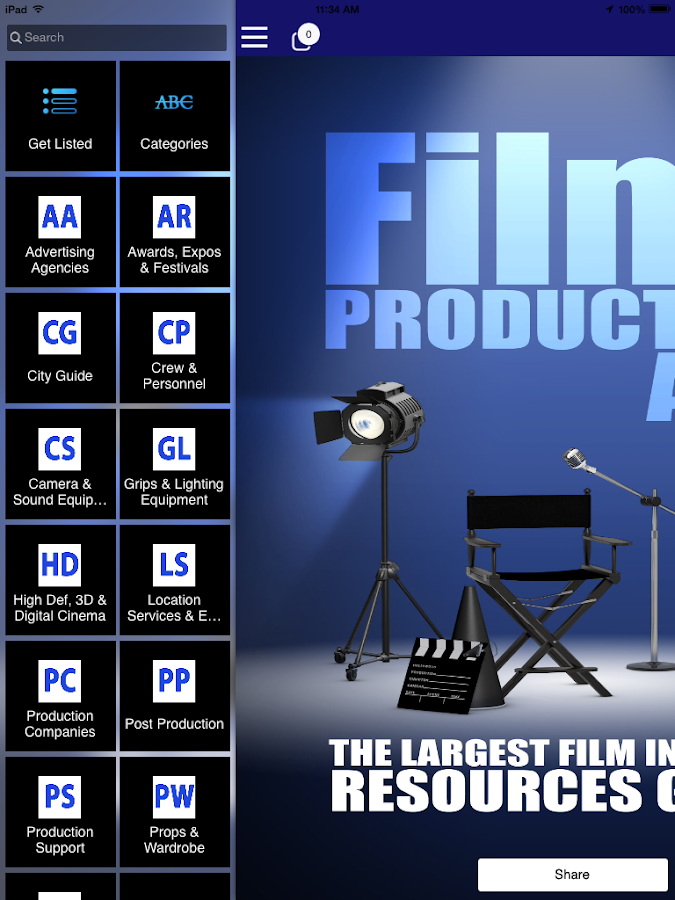Film Production App - Android Apps on Google Play