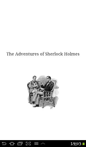 Adventures of Sherlock Holmes