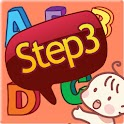 Toddler English Step 3 EzNet logo