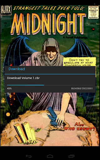 Challenger Comics Viewer 2.01.28.armeabi-v7.free screenshots 21
