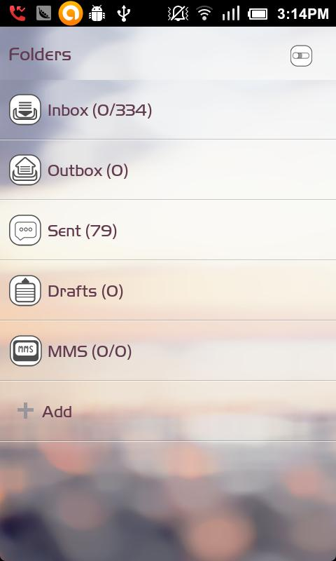 ZANYWAY GO Holistic Theme - screenshot
