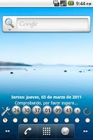 Screenshot of PrimiCheck  App+Widget