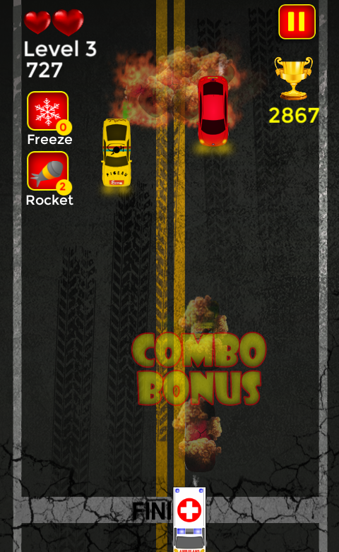 Car Smasher, Best Free Game- screenshot