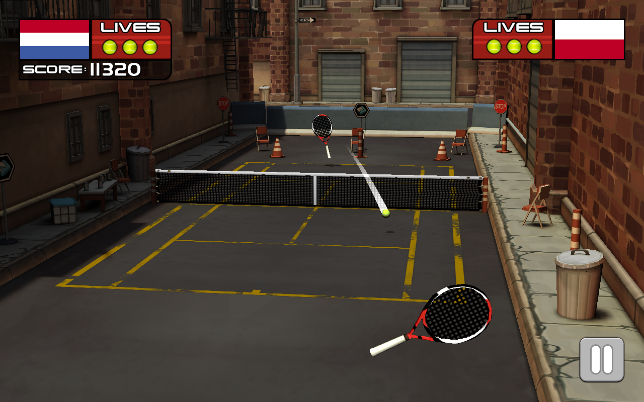 Play Tennis- screenshot