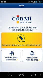 CERMI Denuncia Discriminación- screenshot thumbnail